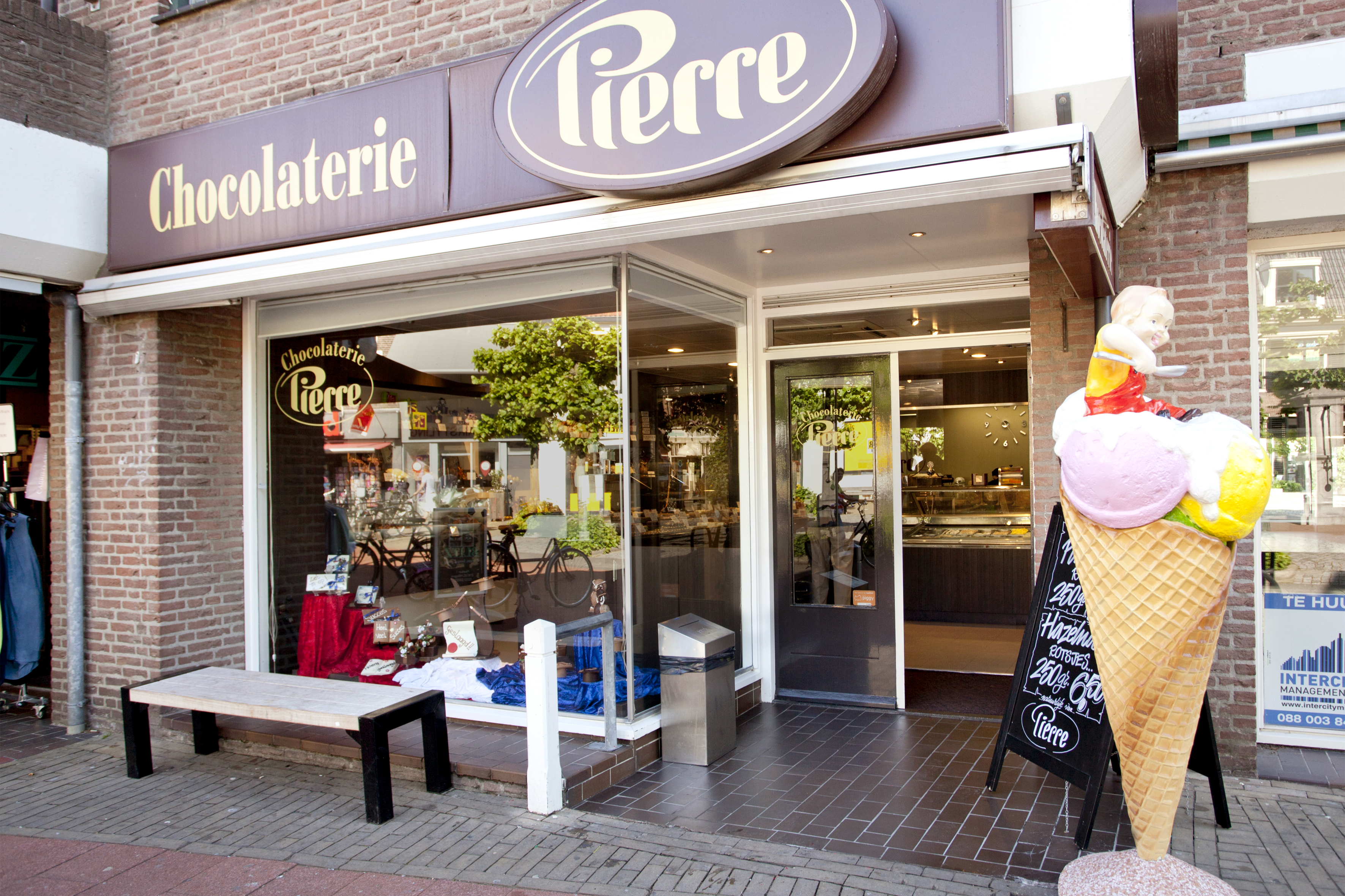 Chocolaterie Pierre - Koopcentrum Hillegom
