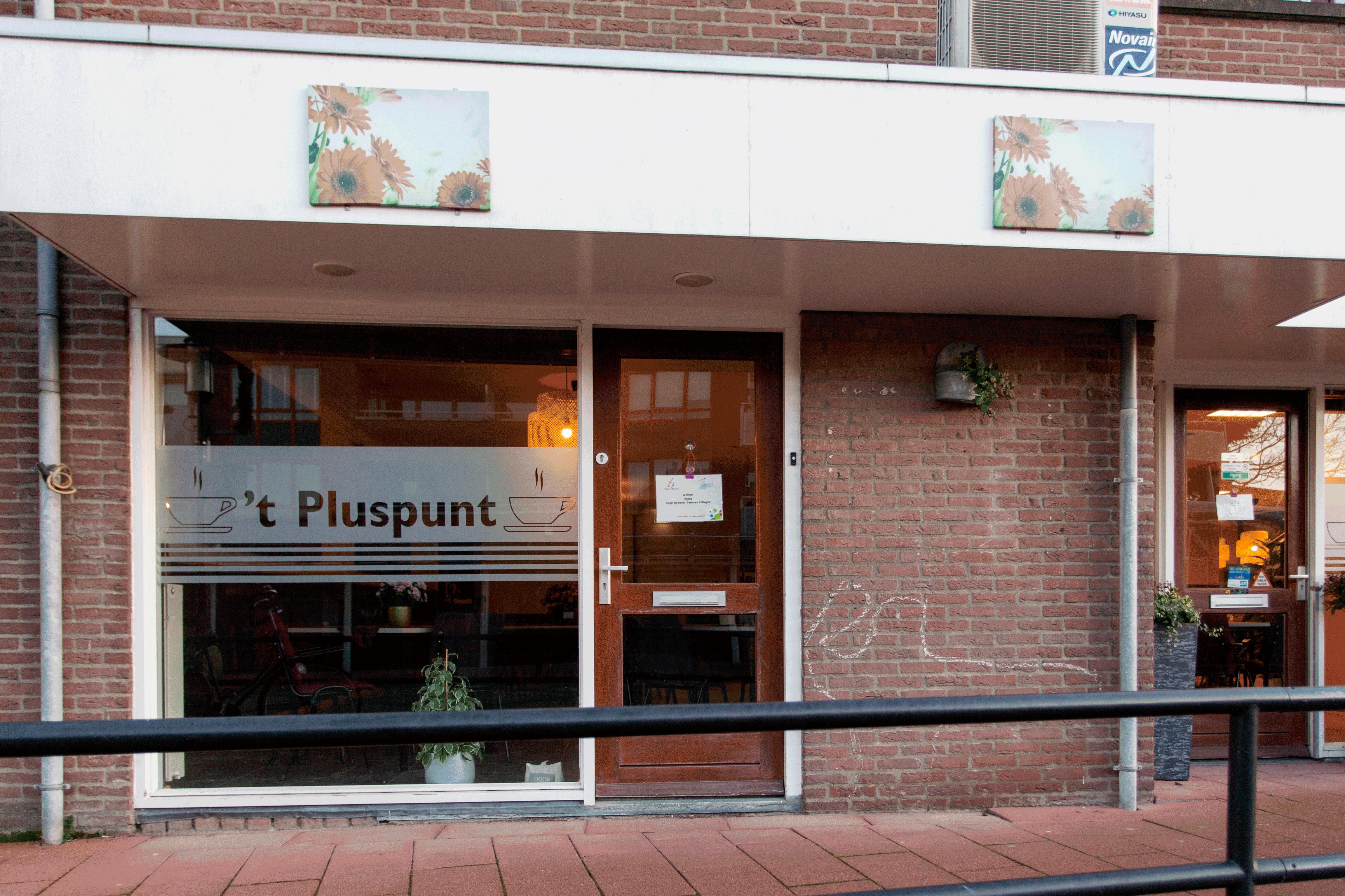 Pluspunt/SWH - Koopcentrum Hillegom